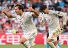 28/06/64  โครเอเชีย 3-5 สเปน (Croatia 3-5 Spain)